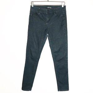 WHBM black skinny leg jeans